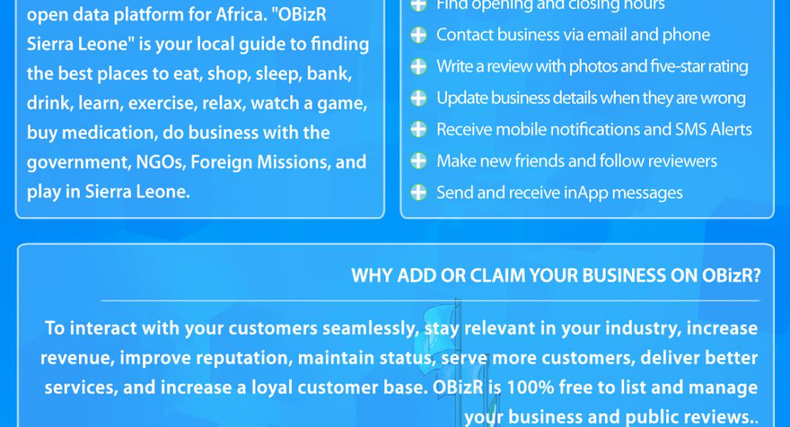 OBizR Branding Images and Illustrations