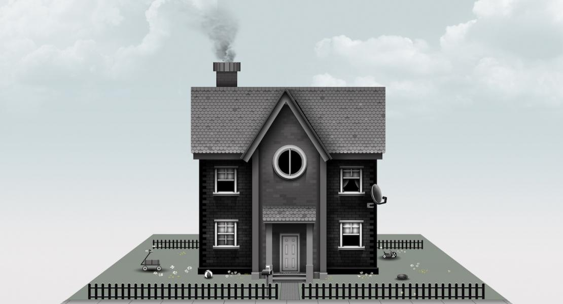 Weex Detached House Illustration